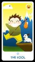 The Chibi Tarot - 0 The Fool